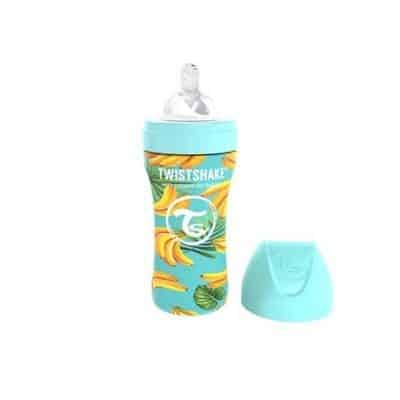 Anti colic baby bottle