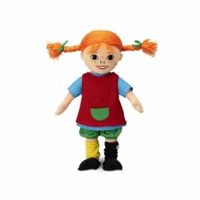 To give a 1-year-old a Pippi Longstocking gifts is a good idea. At this age they love her. A Pippi doll is a nice gift the kid really loves, so it will probably be listed on the wish list if the baby was able to write.  Gift to a 1-year-old