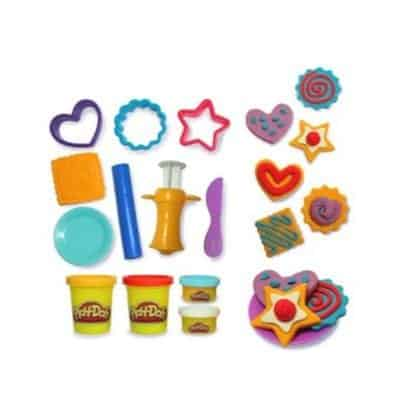 Cake pans and stuff for Play-Doh