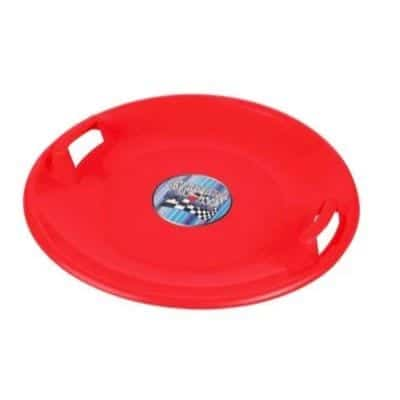 A saucer can also be a fun gift to give a 3-year-old.