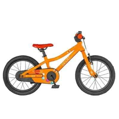 Ask the child in terms of color before you buy it! But to a 6-year-old recommended a bike that is 16 inches.