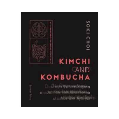 You could buy the book about kimchi and kombucha!