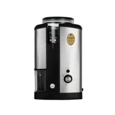 An own coffee grinder is a must for the true coffee lover. If he or she does not already have a coffee grinder so it is great to get this electric coffee mill gift.