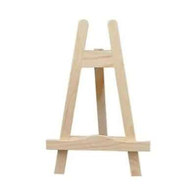 Easel to put on the table
