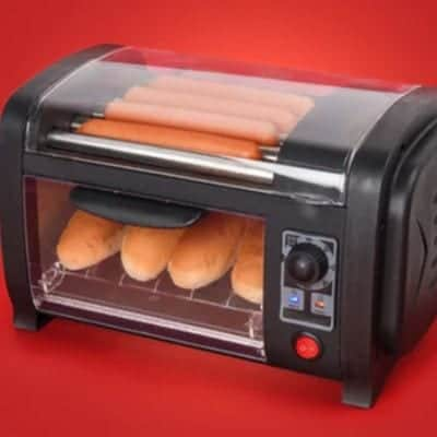 Even a hot dog maker is usually a good gift. Different and even someone who likes to cook sometimes like to get dinner ready really quickly. Then a hot dog maker in handy.
