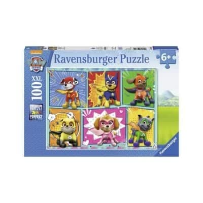 Paw Patrol is popular among kids. Maybe your kids will like them?