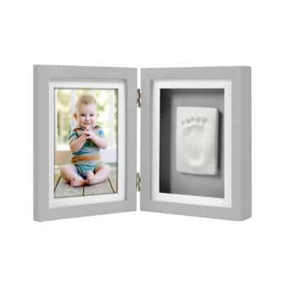 Photo frame baby foot or hand